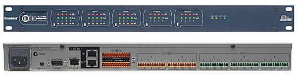 BSS BLU-100 - аудиоматрица 12 входов, 8 выходов в аренду