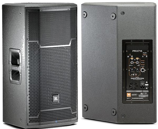 Аренда JBL PRX715 в прокатной компании Sound-Company
