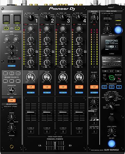 Pioneer djm-900nexus2 в аренду