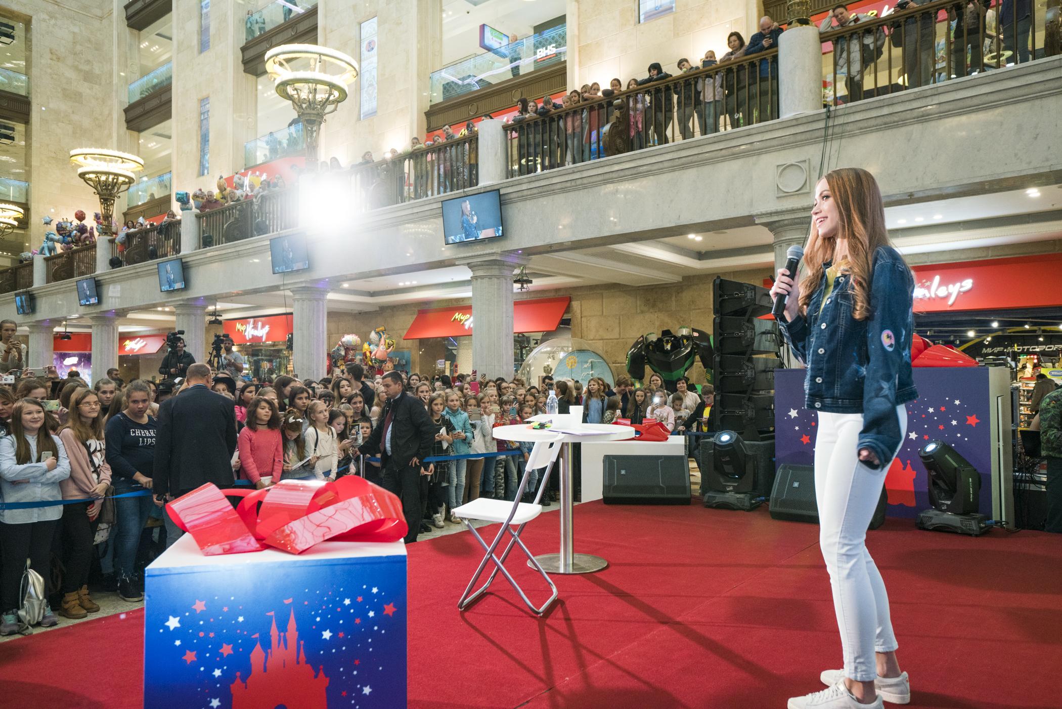 Выступление Anny May в ЦДМ