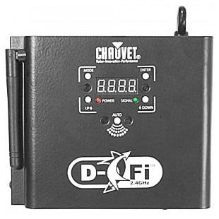 Передатчик DMX сигнала wi-fi DMX Chauvet D-FI