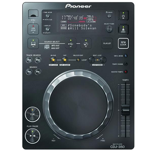 Аренда DJ CD проигрывателя Pioneer CDJ - 350