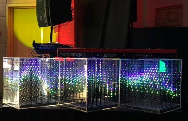 Программируемые кубы Seekway 3D Led CUBE в аренду