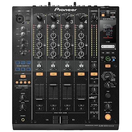 Аренда Pioneer DJM-900NXS