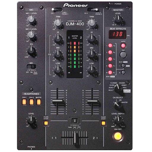 Аренда Dj-пульта Pioneer DJM-400