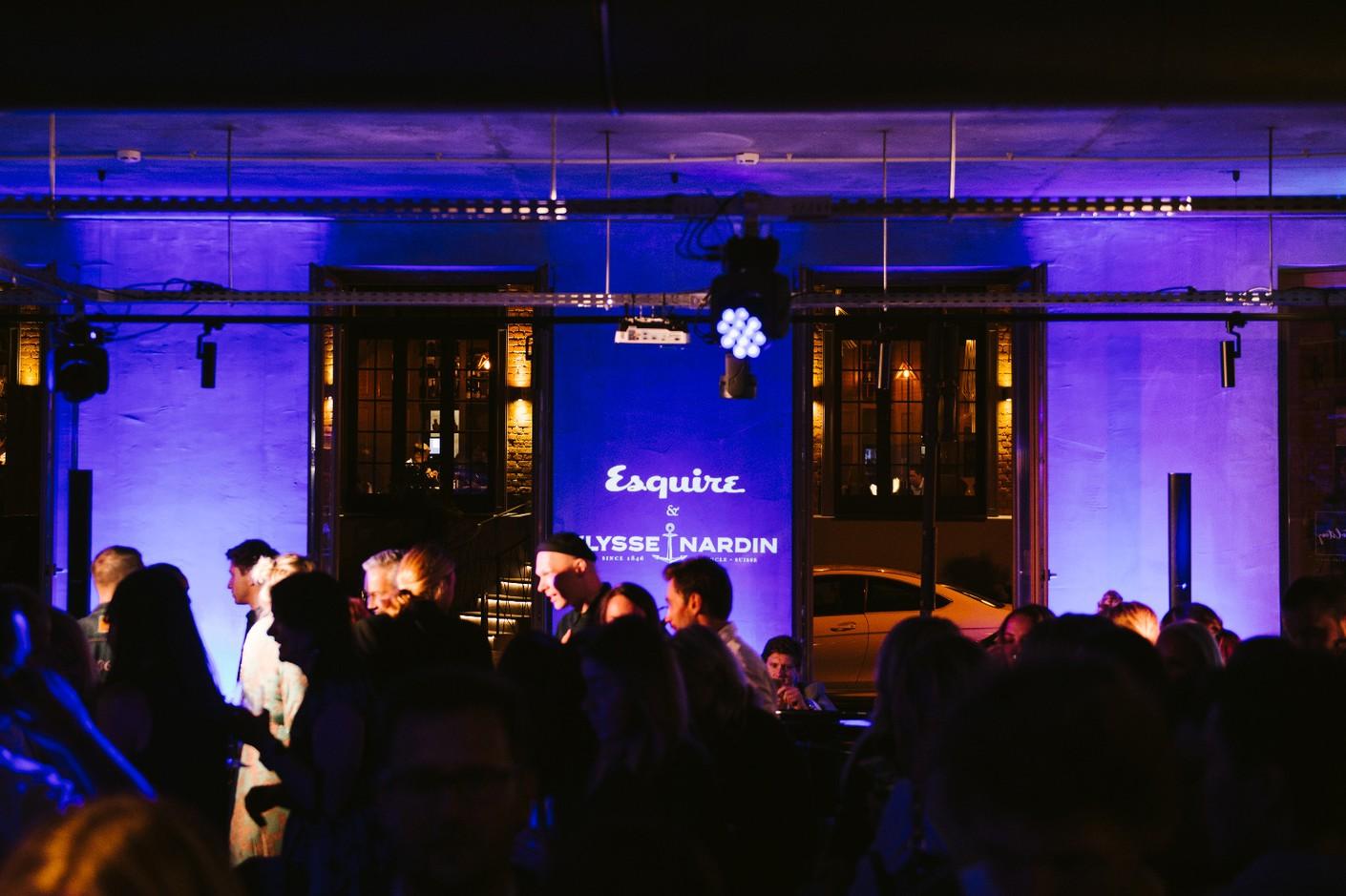 Вечеринка Esquire и Ulysse Nardin в ресторане 23 Tolstoy