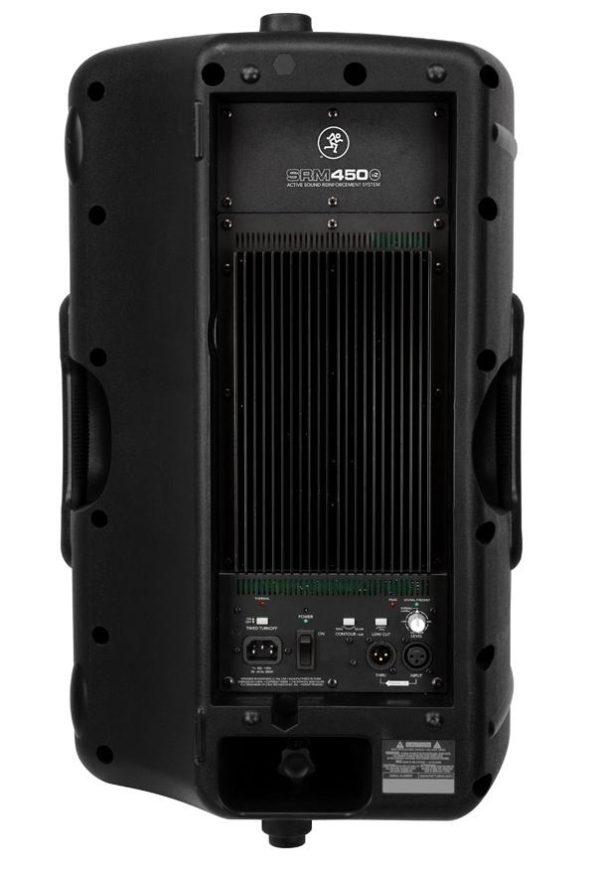 Аренда активного монитора Mackie SRM450