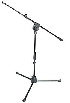 Proel PRO281BK - Профессиональная бюджетная микрофонная стойка с телескопическим «журавлем» в аренду