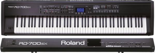 Аренда электропианино Roland RD-700 SX