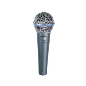 Предлагаем в аренду вокальные микрофоны Shure BETA 58A