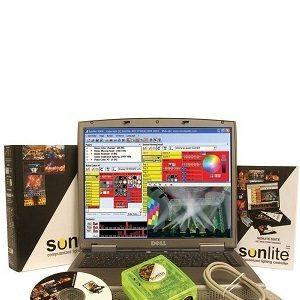 Контроллер управления DMX Sunlite 1024