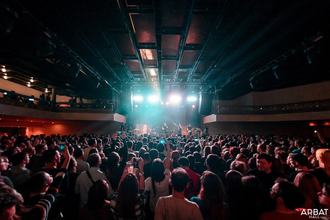Концерт группы THERR MAITZ при участии Саунд Компани