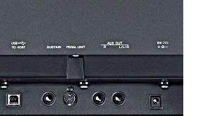 Аренда электропианино Yamaha P-105 / P-115