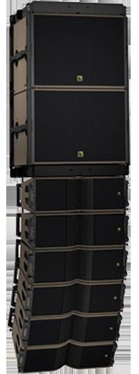 Аренда, прокат акустических систем линейного массива L-Acoustics KARA
