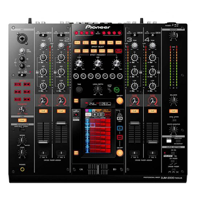 Аренда Dj-пульта Pioneer DJM-2000NXS
