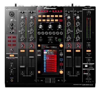 Предлагаем в аренду, прокат Dj-пульт Pioneer DJM-2000NXS в Москве