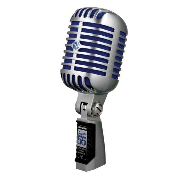 Аренда ретро микрофона Shure 55
