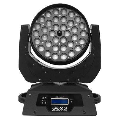 Предлагаем в аренду, прокат световые головы Dialighting IW36-15 Zoom в Москве