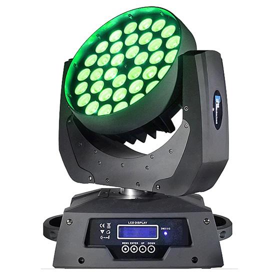 Аренда светодиодной головы WASH Dialighting IW-36