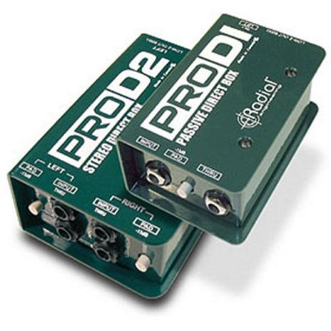 Аренда DI - Box (Direct Box)