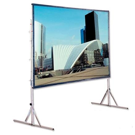 Видео-экран Draper Cinefold 150' в аренду