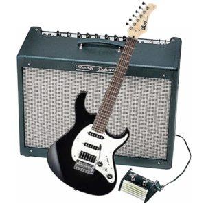 Аренда гитарного комбика Fender HotRod De-Luxe