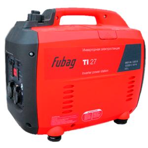 Бензиновый генератор Fubag TI-27 в аренду