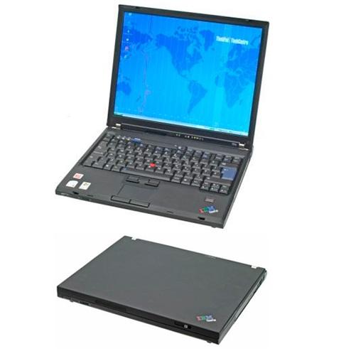 """Ноутбук 15"""" IBM T-60, win 7, VGA"""
