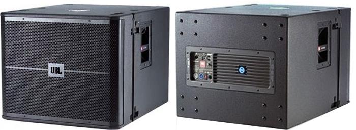 Аренда активного сабвуфера JBL VRX918 SP в прокатной компании Sound-Company