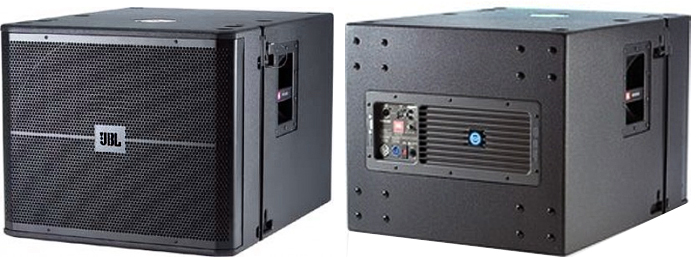 Аренда активного сабвуфера JBL VRX918SP в прокатной компании Sound-Company