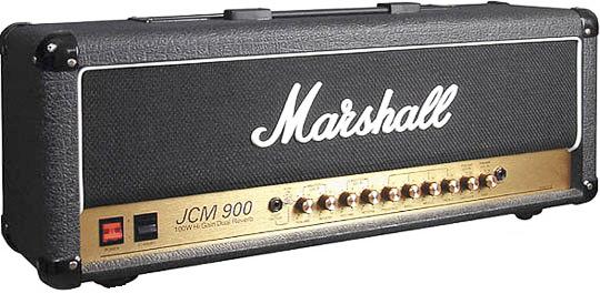 MARSHALL JCM 900 4100 - 100 вт гитарный усилитель в аренду