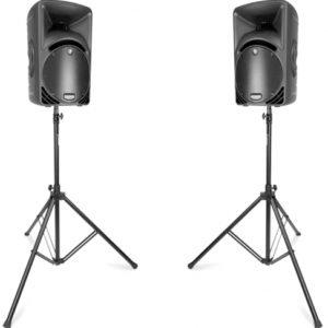 Аренда комплекта звука MACKIE SRM450 мощностью 1 квт
