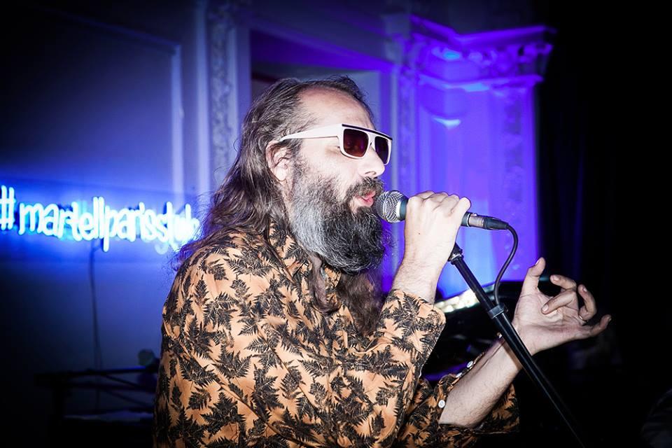 Техническое сопровождение вечеринки Martell Paris Style в доме Спиридонова с участием Sebastien Tellier