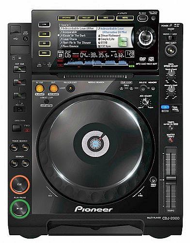 Pioneer CDJ-2000 в аренду