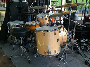 Предлагаем в аренду, прокат барабанную установку Yamaha Stage Custom Birch