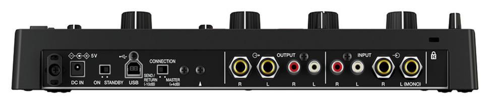 Аренда Dj-эффектора Pioneer RMX-1000
